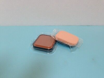 Shiseido - Sheer Matifying  Compact (Refill) - Very Deep Brown -.34 Oz Boxed 4