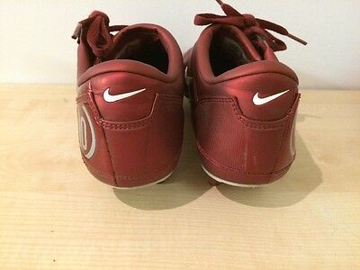 Nike Total 90111 Air Zoom Red Kids Junior Football Boots Uk 6 Eur 40 4