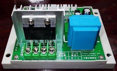 110V Spot welder control board, double pulse battery welder, includ transformer 2