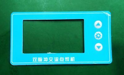 110V Spot welder control board, double pulse battery welder, includ transformer 4