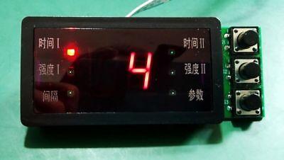 110V Spot welder control board, double pulse battery welder, includ transformer 3
