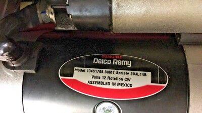 10461768 Delco Remy REM Starter 38MT 12V