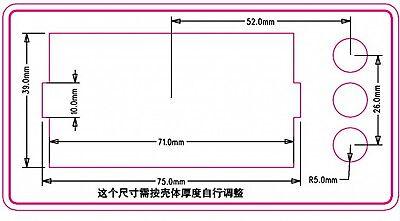 110V Spot welder control board, double pulse battery welder, includ transformer 5