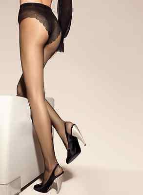 design elegante confrontare il prezzo modelli alla moda COLLANT VELATO SISI STYLE 20 den art. 41si - CALZA SISI CON CORPINO RICAMATO