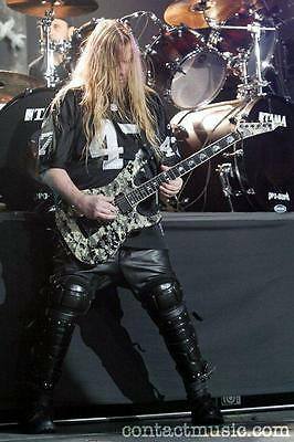 Jeff Hanneman Slayer Skull ESP MOP Fret Markers Inlay Decals for BASS and GUITAR 6
