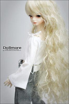 Short T Dollmore 1//4 BJD doll clothes MSD SIZE White