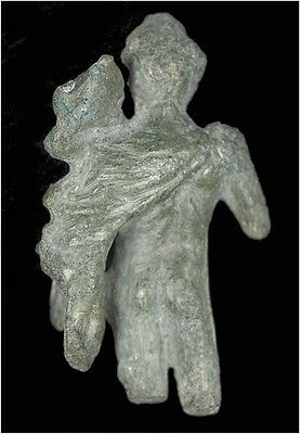 Roman bronze statue of Mercury 2 • CAD $728.59