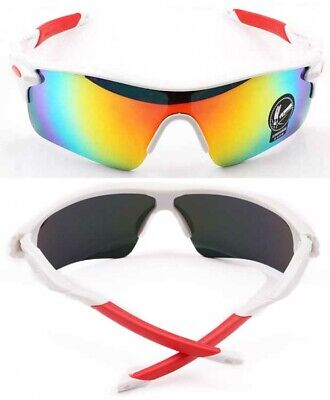 Men's Sport Cycling Bicycle Sunglasses Outdoor Goggles Driving Eyewear Glasses 3