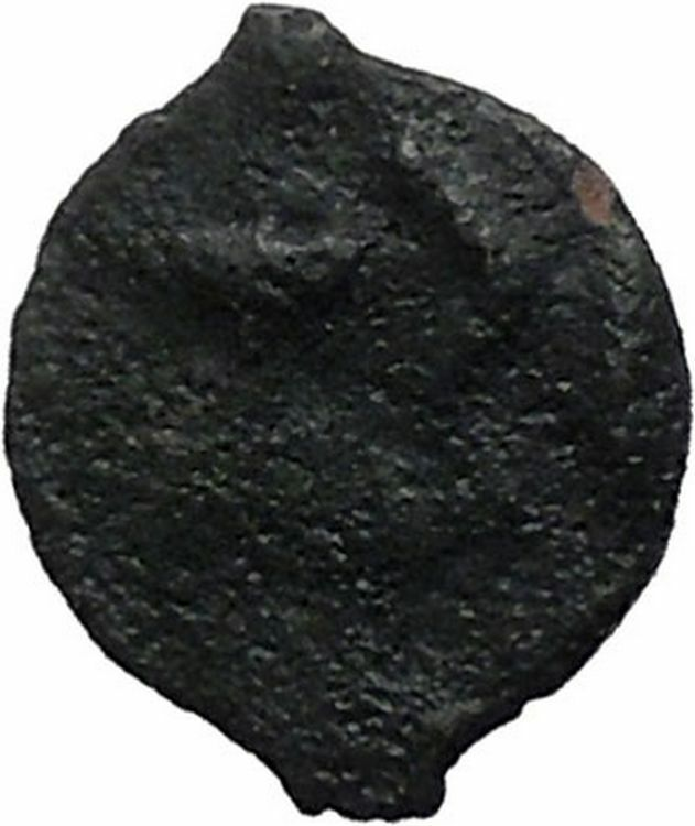 ISTROS Thrace 500BC Wheel Money Authentic Ancient Greek Coin BLACK SEA i48211 2