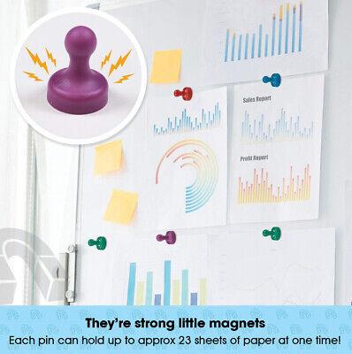 Gemstone Magnet Set MemoBulletin Boards Refrigerator Magnets Magnets