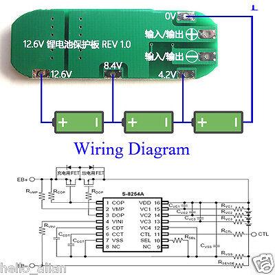 Wiring Diagram 18650 | Wiring Diagrams on