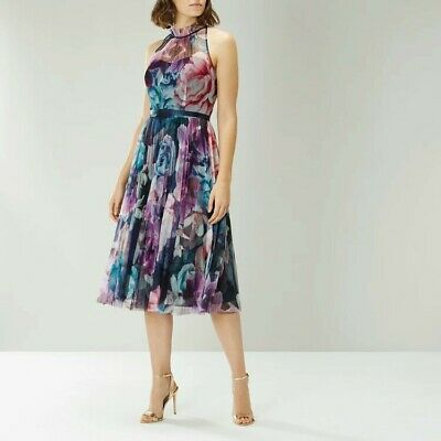 coast ruby dress UK size 12 14  bnwt no offers rrp £169 new season