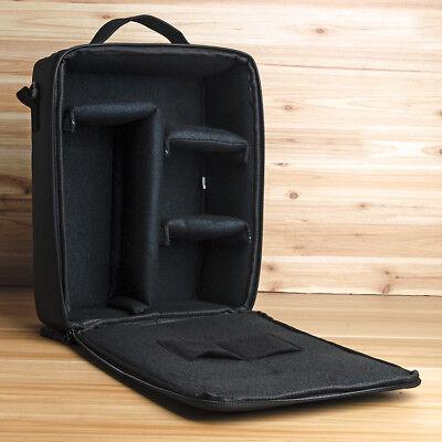 Camera Bag Padded Insert Carry Case Partition For DSLR SLR Canon Nikon Sony Lens 10