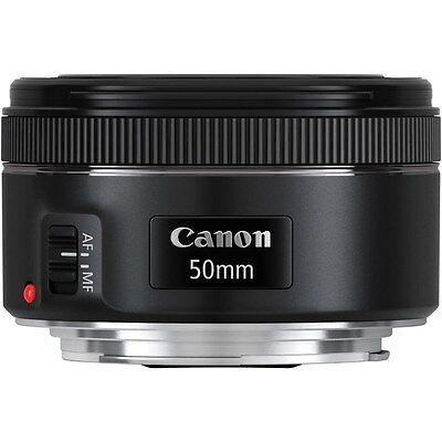 Canon EF 50mm f/1.8 STM Lens 3