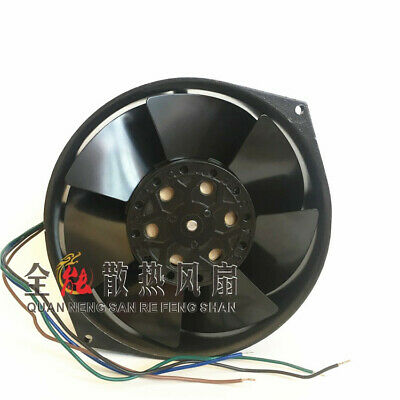Sensda EC fan Dual Voltage 115V//230V SDE7025BH axial case cooling Energy Saving