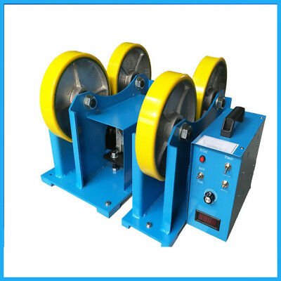 1 Ton heavy duty turning driver Pipe Tube Welding Rotary Roller Positioner frame 6