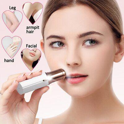 Depiladora facial instantánea mini herramienta eliminacion del vello cara cuerpo 2