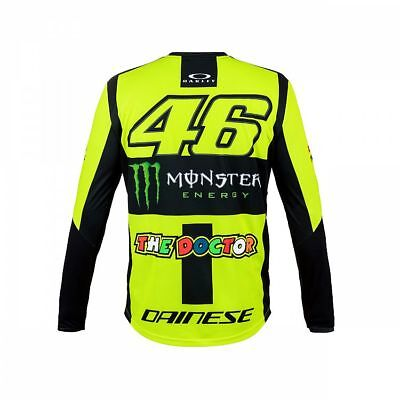 VR46 Official Valentino Rossi 2018 Monza Replica  Long Sleeve - MOMTS 316028 2