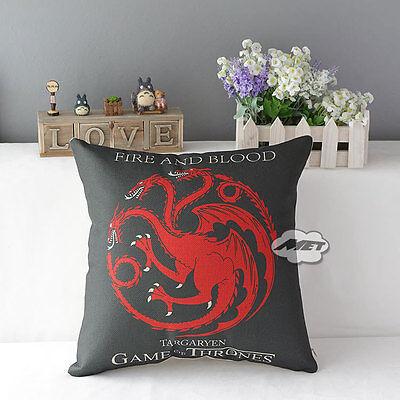 Game Of Thrones Bettwäsche Aus Baumwolle Kissenbezug Kissenbezüge
