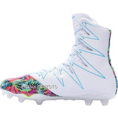 brand new 092a0 b3b76 ... Under Armour Mens Highlight MC Limited Edition HAWAII Football Cleats  Size 10.5 6