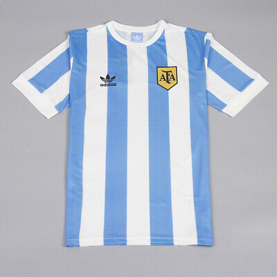 1978 Argentina Home Football Soccer Shirt Jersey Retro Vintage Classic NEW 2
