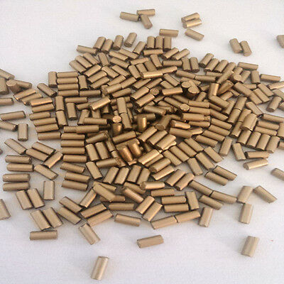 100 Pcs Gold Lighter Flints Universal Clippers For Gas Petrol Smoking Lighters 2