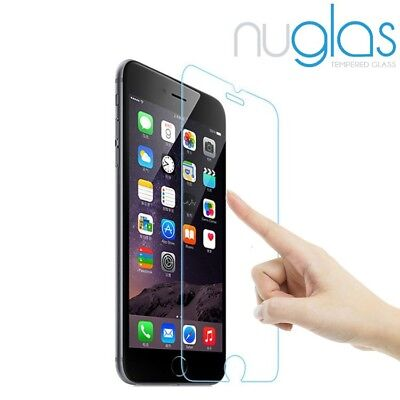 For iPhone 8 Premium NUGLAS Tempered Glass Screen Protector Superior Protection 3