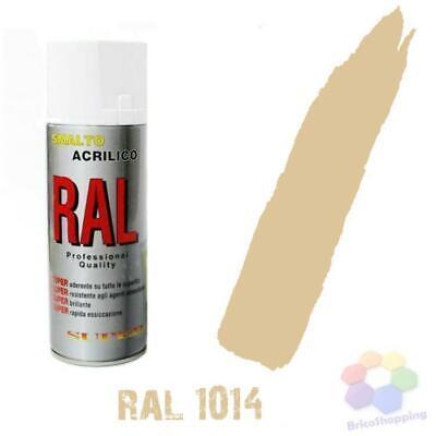 Bomboletta Spray Acrilico Colori Ral Vernice Graffiti Rapida Essiccazione 400 Ml 6
