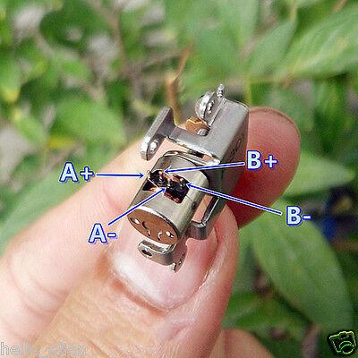 10PCS DC 5V Micro Mini 2-Phase 4-Wire Stepper Motor Linear Lead Screw Slider Nut 3