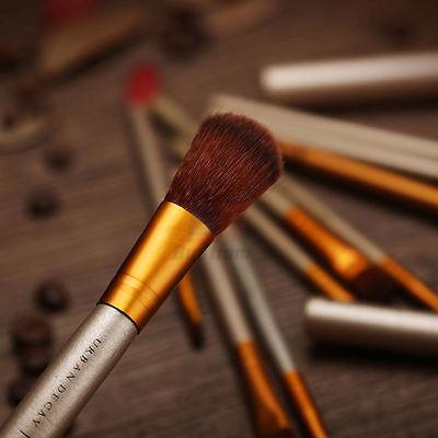 12pcs Makeup Cosmetic Brushes Set Powder Foundation Eyeshadow Lip Brush Tool 4