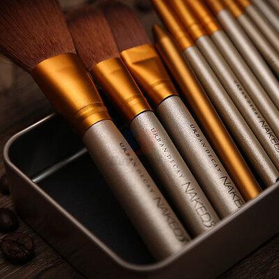 12pcs Makeup Cosmetic Brushes Set Powder Foundation Eyeshadow Lip Brush Tool 6