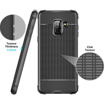 Solid Gel Case Cover For Samsung Galaxy S10 S9 Plus Shock Absorbing Corners 5