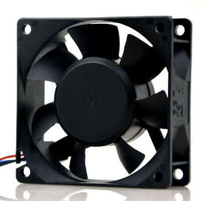 For SUNON PMD2407PTB1-A Inverter cooling fan DC24V 4.3W 70x70x25mm 3pin 2