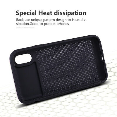 Fits Apple iPhone Case Protective Wallet ID Credit Card Holder Shockproof Cover 3