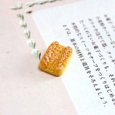 6pc Dolls House Miniature Kitchen Food Bread Toast Bakery Pastry Shop Decor 1:12 11