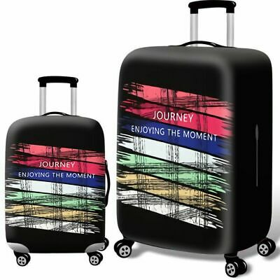 """Elastic Luggage Cover Dustproof 18""""-32"""" Thicker Suitcases Trolley Protector Case 3"""