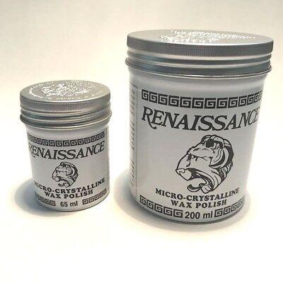 Renaissance Micro-Crystalline Wax Polish 200ml 2