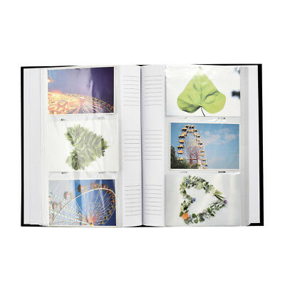 "Photo Album Slip in Memo For 300 of 4x6"" / 10x15cm Pictures Black by Arpan"