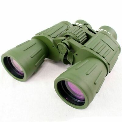60x50 Day/Night Military Army Zoom Optics Hunting Camping Powerful Binoculars 9