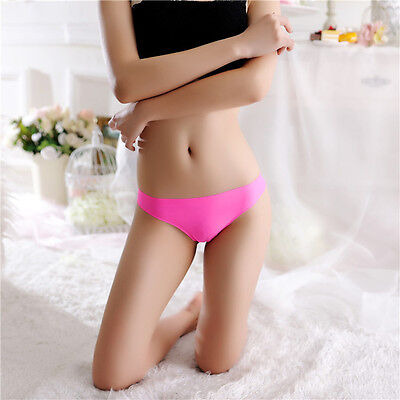 Sexy Womens Lace V-string Briefs Panties Thongs G-string Lingerie Underwear 10