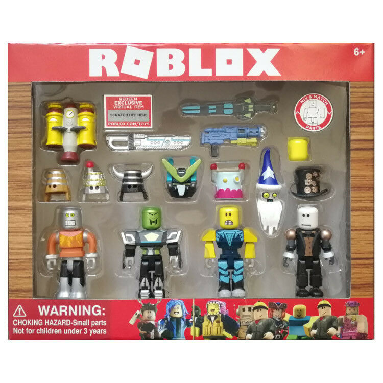 Roblox Classics Series 2 12 Pack Roblox Action Figure Classic Series 2 Character Pack Playset Toy Kids Xmas Gifts 9 99 Picclick