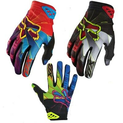 Full Finger Glove Racing Motorcycle Gloves Cycling Bicycle BMX MTB Bike Riding 2