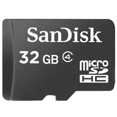SanDisk 2GB 4GB 8GB 16/32GB TF Micro SD SDHC Standard C4 Speicher karte +Adapter 8
