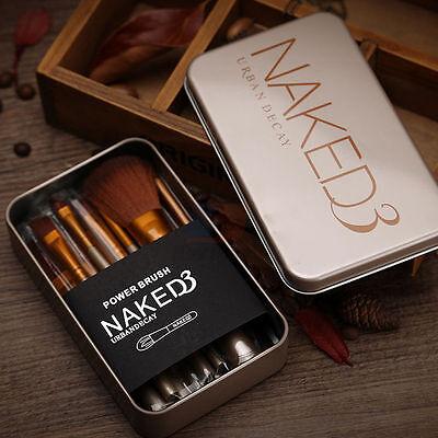 12pcs Makeup Cosmetic Brushes Set Powder Foundation Eyeshadow Lip Brush Tool 3