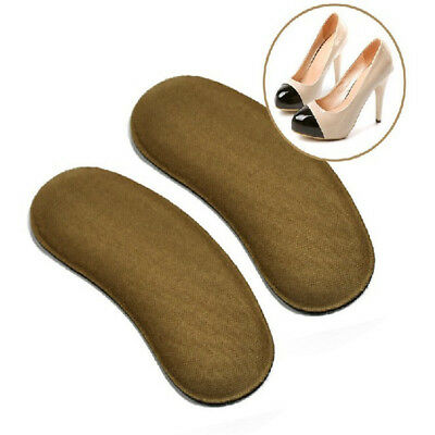 Shoe Heel Pads Liners Inserts Cushion Grip Padding Foam 1x 2x 3x Pairs 4