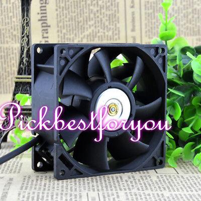 Delta FFB0924SHE fan 24V 0.60A 90*90*38mm 2pin #M57B QL 2
