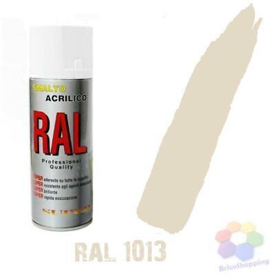 Bomboletta Spray Acrilico Colori Ral Vernice Graffiti Rapida Essiccazione 400 Ml 7