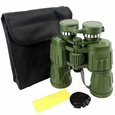 60x50 Day/Night Military Army Zoom Optics Hunting Camping Powerful Binoculars 5