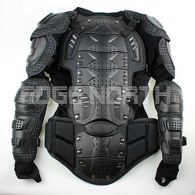 Motocross Racing Body Armour chest guard  MX ATV Quad Dirt Pit Bike Protector