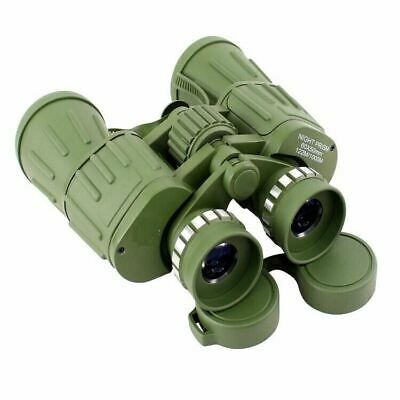 60x50 Day/Night Military Army Zoom Optics Hunting Camping Powerful Binoculars 6